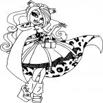 Princesse Clawdeen Wolf