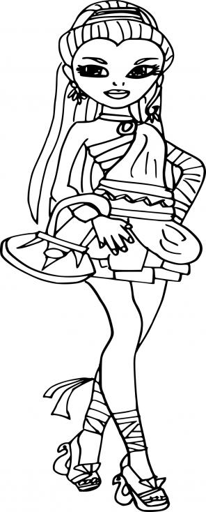 Monster High Nefera de Nile