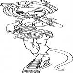 Toralei Monster High