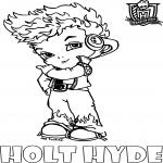 Bébé Holt Hyde