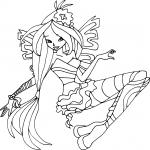 Flora Winx Sirenix