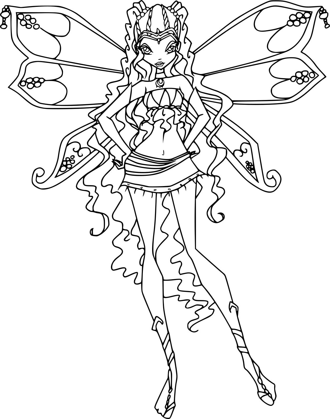 Layla Winx Enchantix