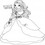 Blanche-Neige Apple White