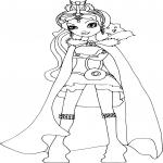 Fille Raven Queen