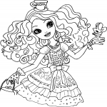 Madeline Hatter Ever After High