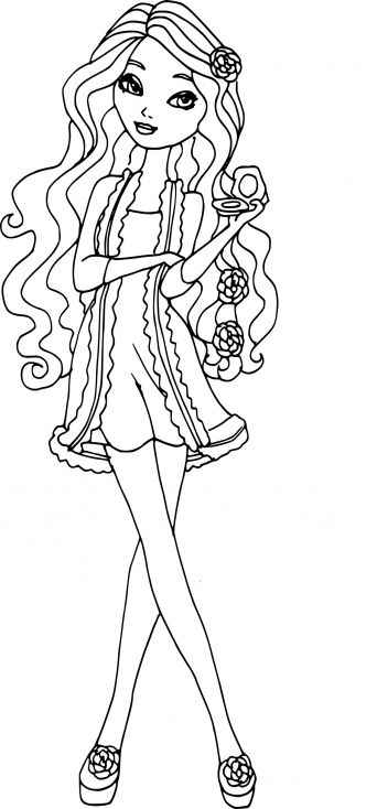 Princesse Briar Beauty
