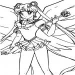 Sailor Moon la guerrière