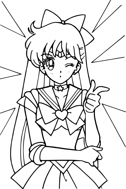 Gardienne Sailor Venus