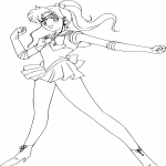 Sailor Jupiter princesse