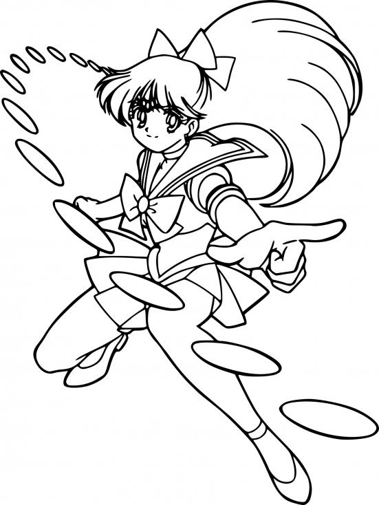 Sailor Venus pouvoir