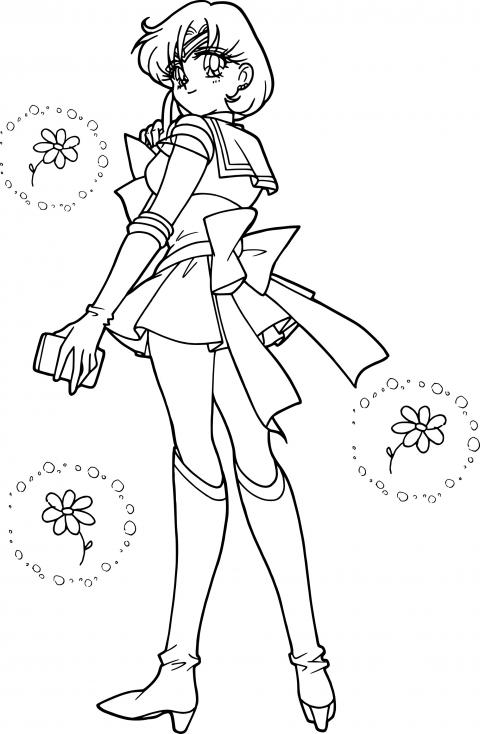 Belle Sailor Mercury