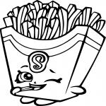 Shopkins frites