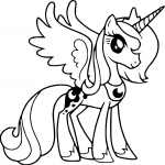 Mon Petit Poney Luna