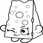 Shopkins fromage