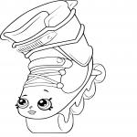 Shopkins roller