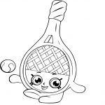 Shopkins tennis