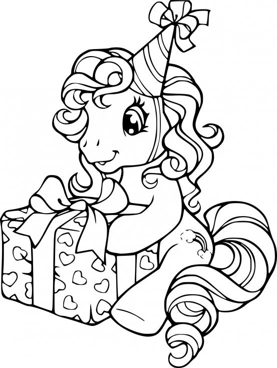 Mon Petit Poney anniversaire