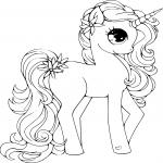 Mon Petit Poney licorne