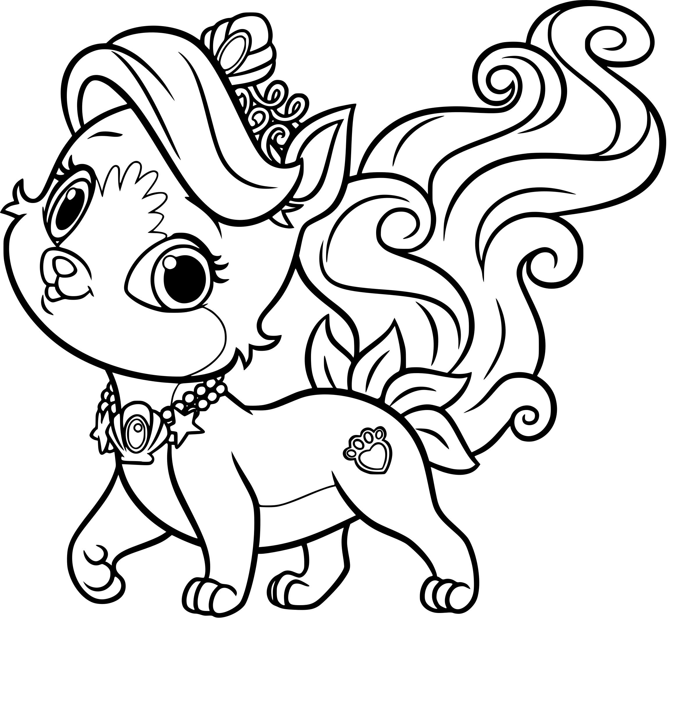 Élégant Coloriage A Imprimer Ariel