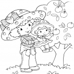 Charlotte et chausson aux pommes