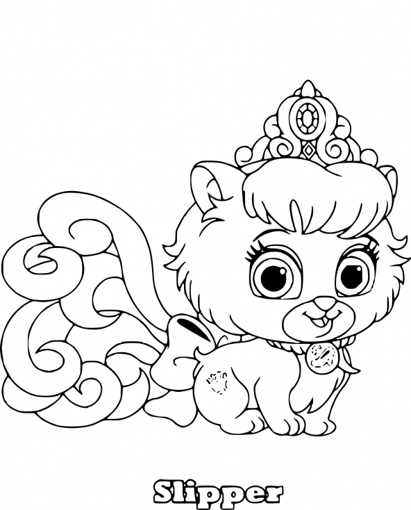 Palace Pets chien Cendrillon
