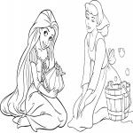 Raiponce et Cendrillon