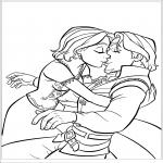 Raiponce et son prince