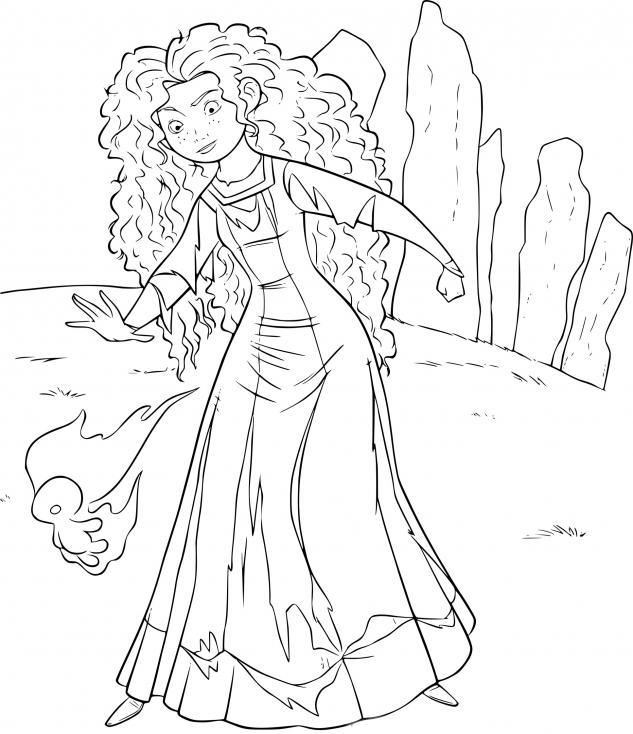 Princesse Merida