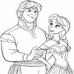 Kristoff et Anna
