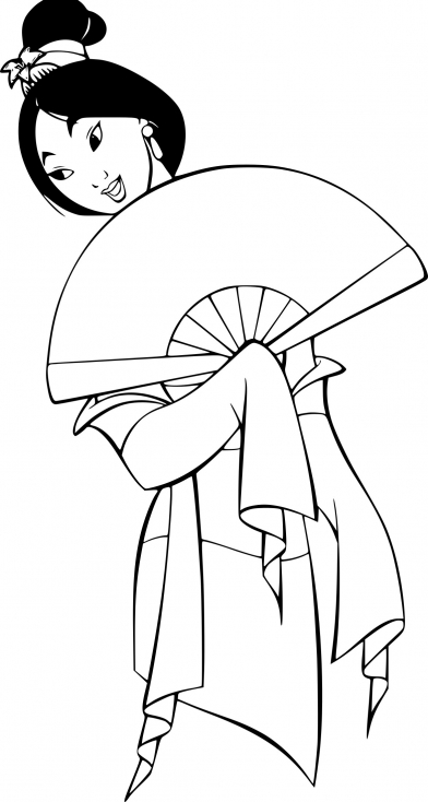 Mulan la princesse