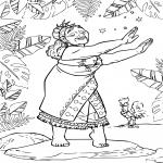 Grand-mère Vaiana